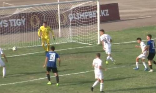 Видеообзор матча Кубка Казахстана «Мактаарал» — «Тобол» 4:0