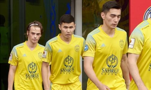 «Астану» разнесли под ноль в матче Кубка Казахстана