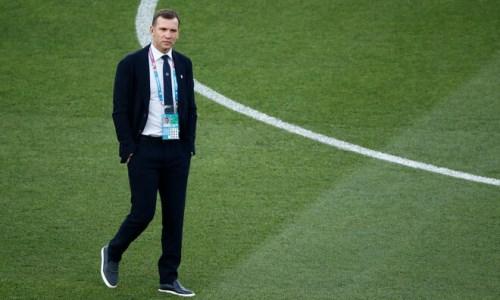Названа причина ухода Шевченко из сборной Украины, которой уже через месяц играть с Казахстаном