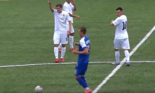 «Кайрат-Москва» уступил аутсайдеру чемпионата России ипотерпел первое поражение всезоне
