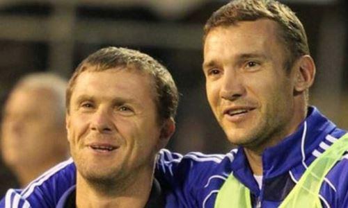 Названа лучшая кандидатура на замену Шевченко в сборной Украины, которой в сентябре играть с Казахстаном