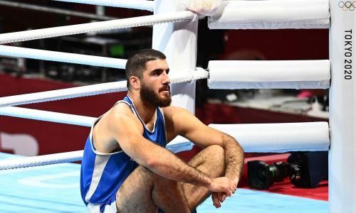 Боксеру вынесли суровое наказание на Олимпиаде-2020 за скандальный протест