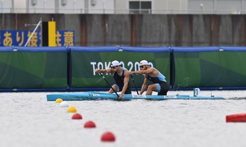 Казахстанские каноисты вышли в утешительный финал Олимпиады-2020