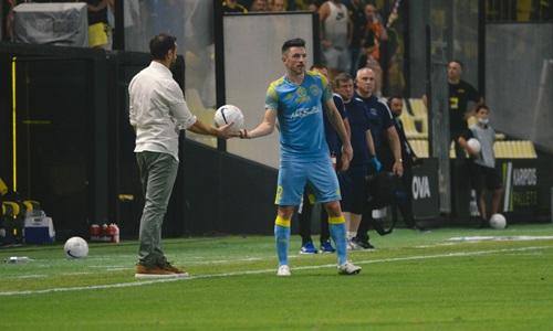 Один из лидеров «Астаны» сыграл 30 матчей в еврокубках за клуб