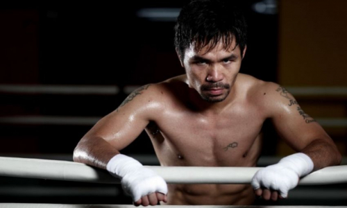Мэнни Пакьяо назвал тройку лучших боксеров всех времен старше 40 лет