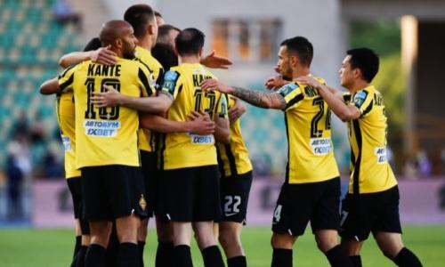 «Кайрат» узнал соперника по раунду плей-офф Лиги Европы