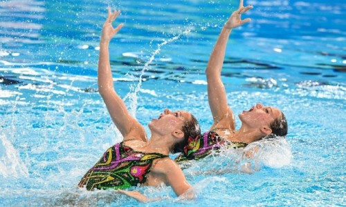 Казахстанские синхронистки заняли 17-е место на Олимпиаде-2020