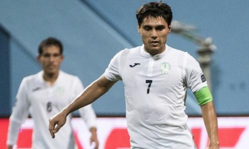 Бывший футболист казахстанских клубов пополнил состав зарубежного вице-чемпиона