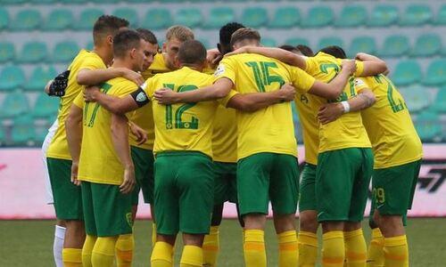 «Жилина» прибыла в Казахстан для матча Лиги Конференций с «Тоболом». Фото