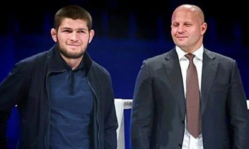 Хабиб Нурмагомедов охарактеризовал следующего соперника Федора Емельяненко