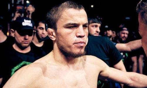 Победивший Сергея Морозова в UFC брат Хабиба назвал сроки возвращения в октагон