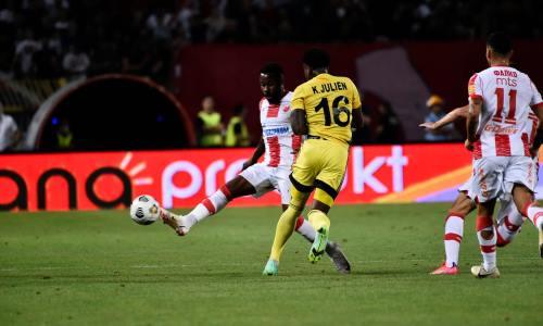 Сенсацией завершился матч «Црвены Звезды» в Лиге Чемпионов после разгрома «Кайрата». Видео