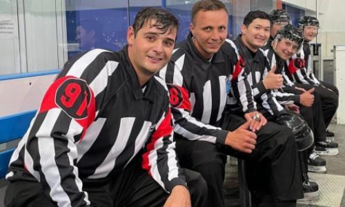 В Нур-Султане проходят сборы арбитров казахстанских турниров