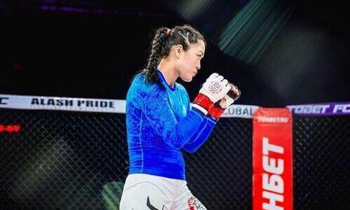 Одержавшая верх над бойцом UFC казахстанская файтерша дебютирует в PFL поединком против «Бритвы» с 17 победами