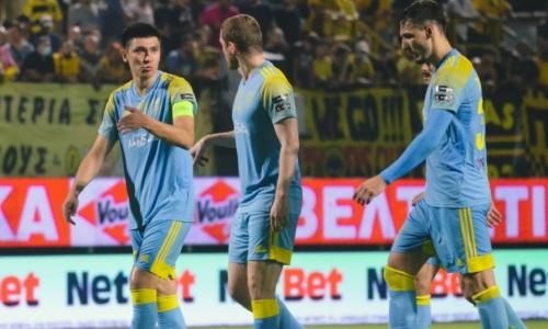 Прямая трансляция матча КуПС — «Астана» в Лиге Конференций