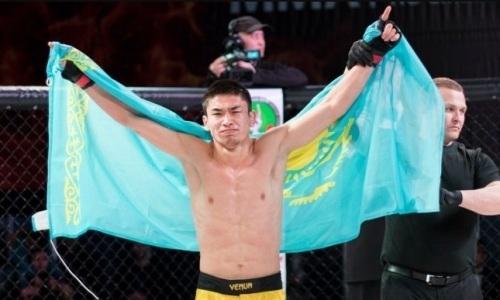 Казахстанский претендент на пояс EFC выступит на турнире в Казахстане с Жумагуловым и другими топами