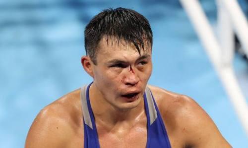 «Как бы это ни было прискорбно для казахских фанатов». Комментатор «Матч ТВ» разобрал поражение Камшыбека Кункабаева в полуфинале Олимпиады-2020
