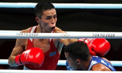 «Сильно впечатлил». Резкий прогресс казахстанского боксера отметили на Олимпиаде в Токио