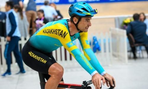 Велотрековик Захаров выступил в омниуме Олимпиады-2020 в Токио
