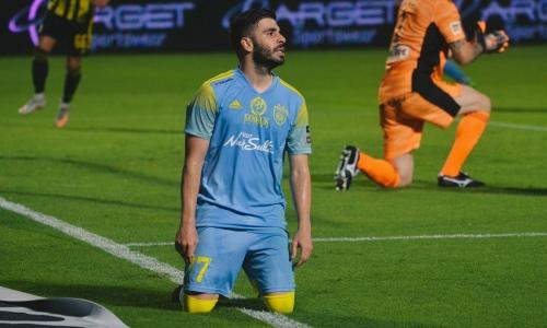 «Астана» забила на 94-й минуте и «отскочила» в матче против КуПС