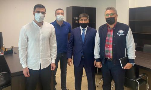 В профессиональном спортивном клубе «Астана» сменился генеральный директор