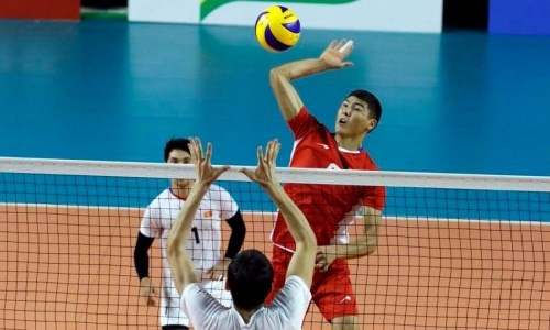 Сборная Казахстана обыграла действующего чемпиона Центральной Азии