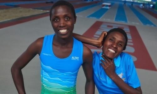 Натурализованные Казахстаном кенийки выступят на элитном этапе «Бриллиантовой лиги»