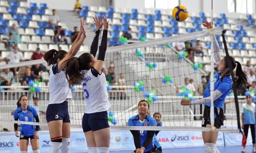 Женская сборная Казахстана выиграла третий матч подряд и возглавила группу на чемпионате Центральной Азии