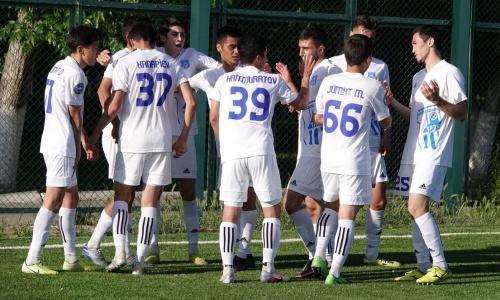 Молодежный состав «Тараза» разнес «Академию Оңтүстік» в матче Первой лиги