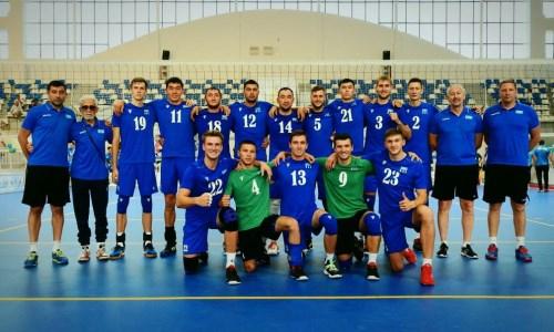 Сборная Казахстана выиграла международный турнир в Узбекистане