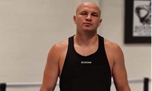 Иван Дычко продолжает подготовку к возвращению на ринг в США