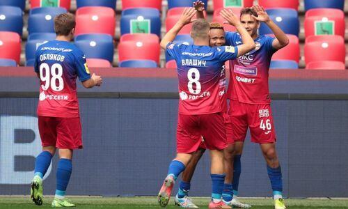 ЦСКА Зайнутдинова отметился уникальным достижением в новом сезоне РПЛ
