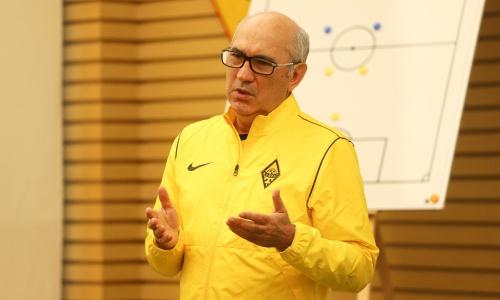 Курбан Бердыев официально стал главным тренером «Кайрата»