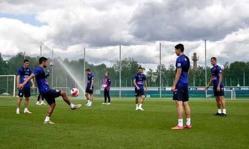 Зайнутдинов перед играми сборной продолжил подготовку к матчу с «Зенитом»