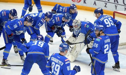 «Барыс» сделал заявление о присутствии зрителей на матчах КХЛ в Нур-Султане