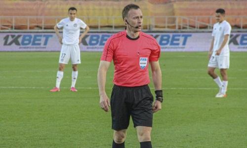 Назначены судьи и инспектор на перенесённый матч первого тура КПЛ