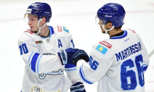 «Барысу» рассказали о том, как будут проходить его выездные матчи в КХЛ