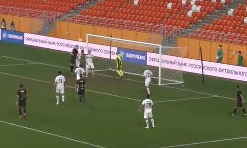 Муртазаев забил победный гол и приблизил свой клуб к следующему раунду Кубка России