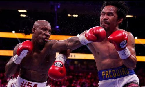 Пакьяо назвал Угаса одним из самых легких соперников и обдумывает проведение реванш-боя
