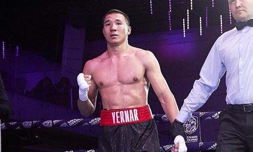 Казахстанский боксер узнал имя соперника по следующему бою