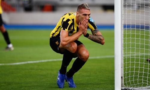 «Qazsport» не покажет трансляцию матча «Кайрат» — «Фола»