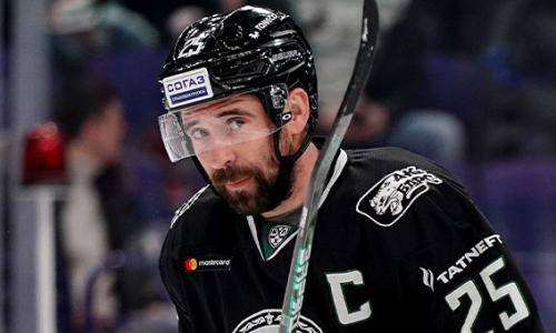 Легендарный одноклубник казахстанца в КХЛ сделал важное заявление о своей карьере