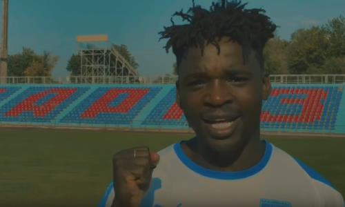 Клуб КПЛ объявил о подписании португальского экс-футболиста «Браги» и представил видео новичка