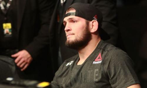 «Оставь в покое ринг-гёрлз». Известный боец UFC пригрозил Хабибу Нурмагомедову