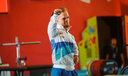 Казахстан выиграл первую медаль Паралимпийских игр в Токио