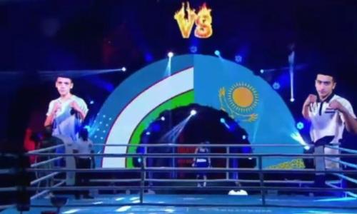 Конфуз с флагом Казахстана произошел на чемпионате Азии по боксу. Видео