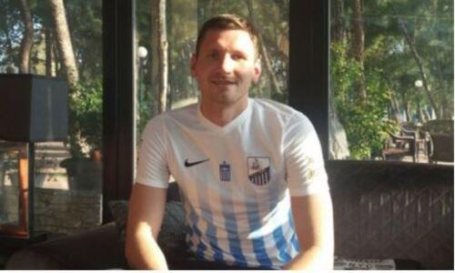 Европейский футболист с опытом игры в чемпионате Греции перешел в клуб КПЛ
