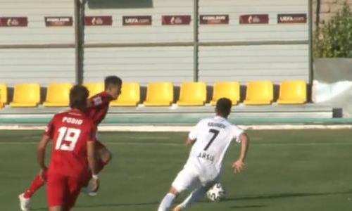 Видеообзор матча Премьер-Лиги «Ордабасы» — «Кызыл-Жар СК»