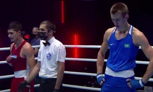Казахстан вчистую проиграл Узбекистану по финалистам юношеского чемпионата Азии по боксу