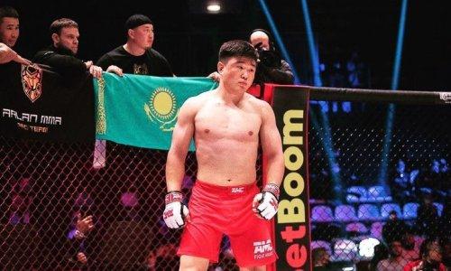 «Казахстанский MMA — уникальное явление». Президент Fight Night сделал заявление о следующем бое Муратбека Касымбая